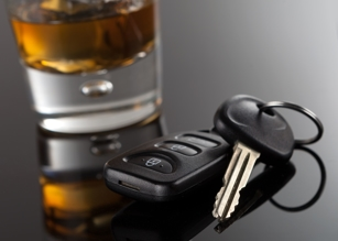 Alcohol and car keys - DUI Lawyer in Rancho Cucamonga